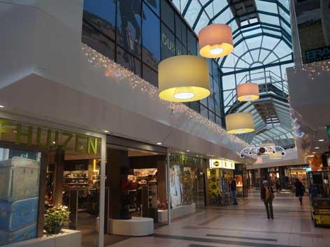Restyling winkelcentrum Ridderhof