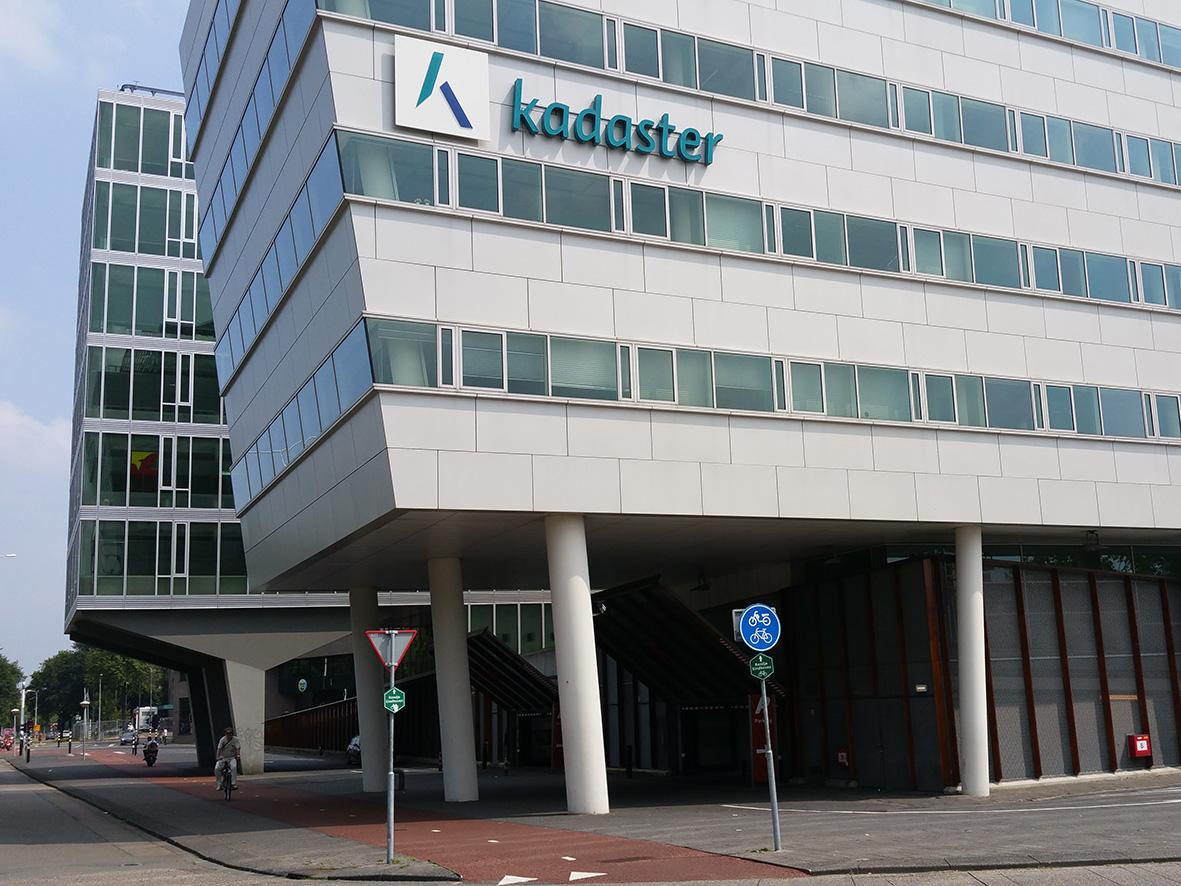 Kadaster Eindhoven eindresultaat