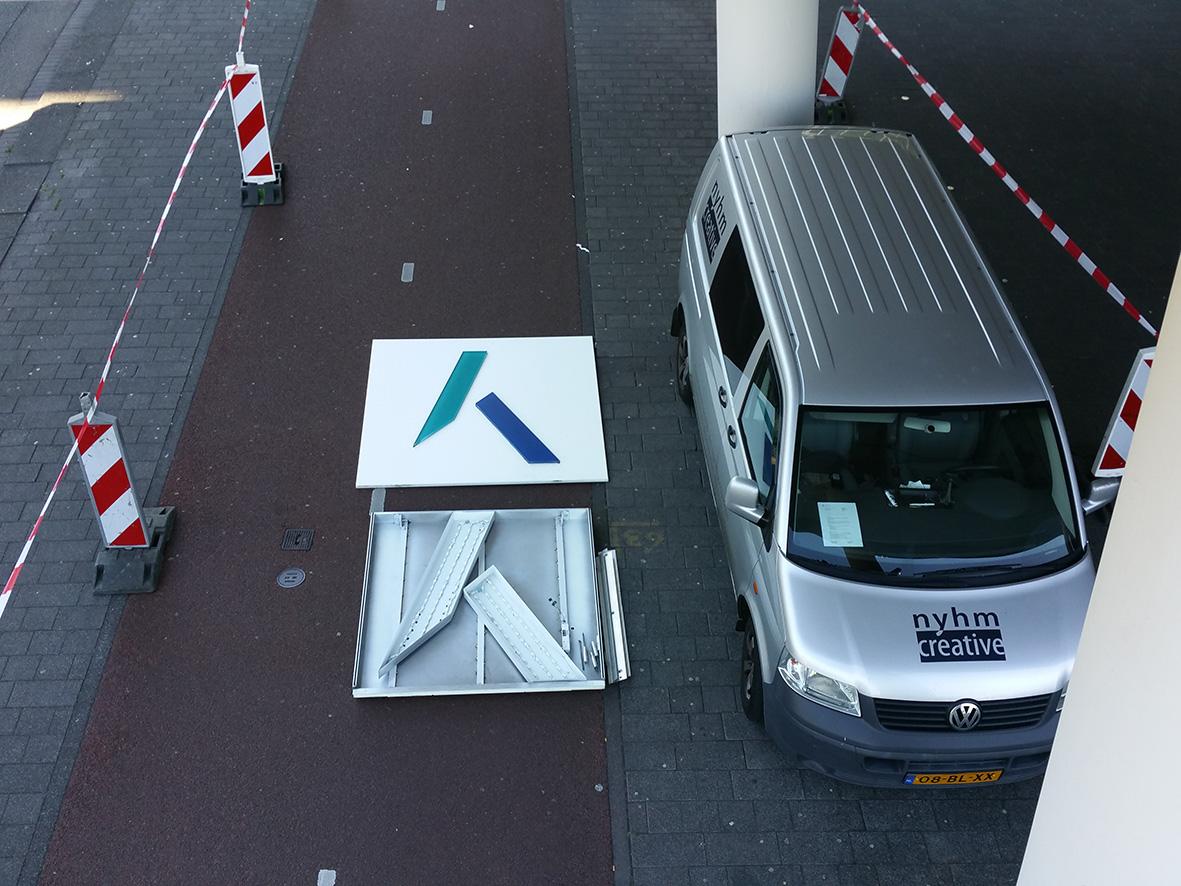 Kadaster Eindhoven montage 2